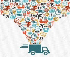 536be34a74f72534c39026bcd386750e_logistics-network-shipping-logistics-truck-clipart_1300-1271